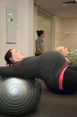Beautiful Bumps pregnant women's exercises myPhysioSA Mt Barker Adelaide Physio Physiotherapist