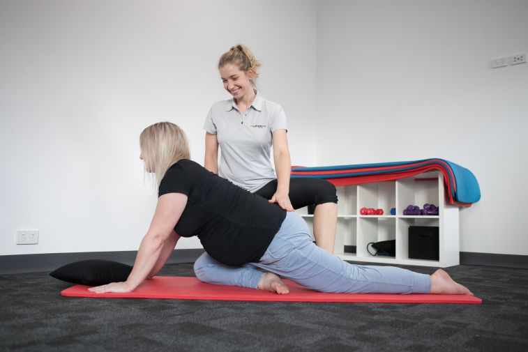 exercise in pregnancy women's physio physiotherapy pregnancy classes payneham mount barker adelaide