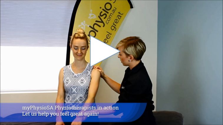 my Physio SA Physiotherapist adelaide mount Barker Payneham Mile End Physiotherapy