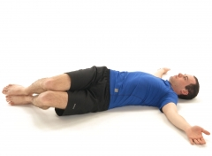 low back stretch myPhysioSA Mt Barker Adelaide Physio Physiotherapist
