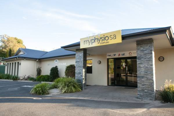 McLaren St Mt Barker my Physio SA - Adelaide Hills Physiotherapy