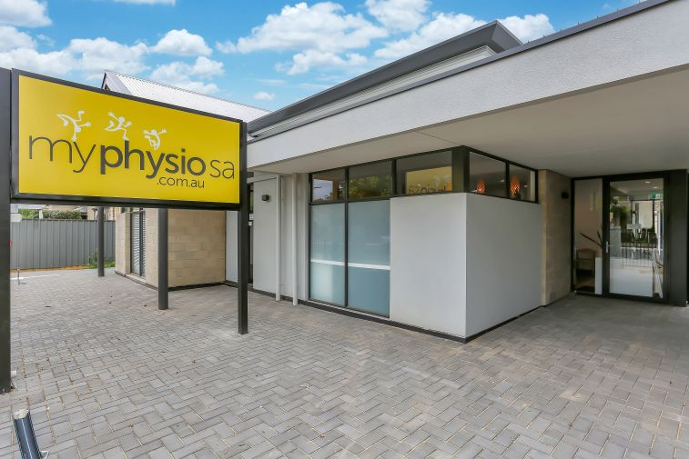 myphysiosa payneham front of building portrush road adelaide