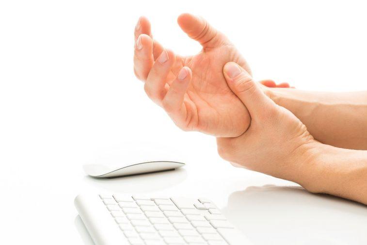 repetitive strain injury RSI wrist forearm elbow physio physiotherapist adelaide mile end payneham mount barker
